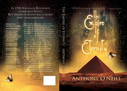 The Empire of Eternity Book Cover