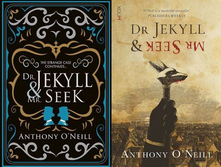 Dr Jekyll & Mr Seek Book Cover